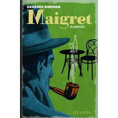 Maigret på semester (Ljudbok nedladdning, 2016)