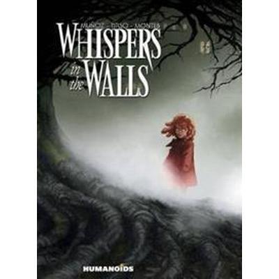 Whispers in the Walls: Slightly Oversized (Inbunden, 2017)