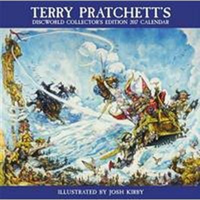 Terry Pratchett's Discworld Collectors' Edition Calendar 2017 (Övrigt format, 2016)