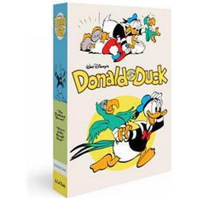 Walt Disney's Donald Duck 'The Pixilated Parrot' & 'Terror of the Beagle Boys' Gift Box Set (Inbunden, 2017)
