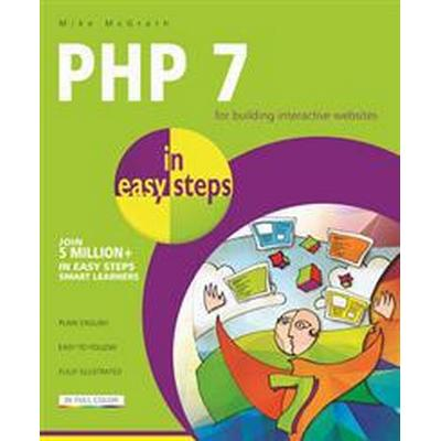 PHP 7 in Easy Steps (Häftad, 2016)