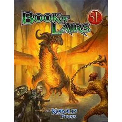 Book of Lairs for 5th Edition (Häftad, 2016)
