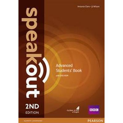 Speakout Advanced 2nd Edition Students' Book and DVD-ROM Pack (Övrigt format, 2016)