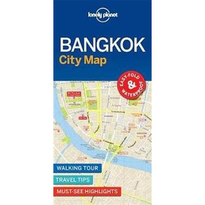Lonely Planet Bangkok City Map (Pocket, 2017)