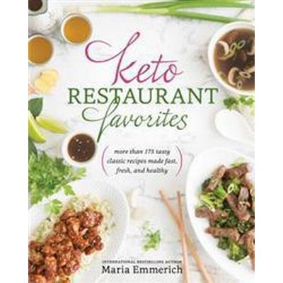 Keto Restaurant Favorites (Häftad, 2017)
