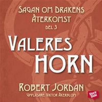 Valeres horn (Ljudbok nedladdning, 2016)