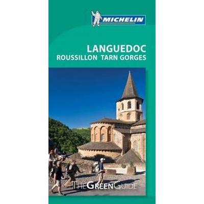 Michelin Green Guide Languedoc Roussillon Tarn Gorges (Pocket, 2017)