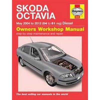 Skoda Octavia Diesel Owners Workshop Manual (Häftad, 2016)