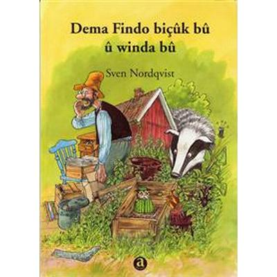 När Findus var liten och försvann (kurdiska) (Inbunden, 2001)