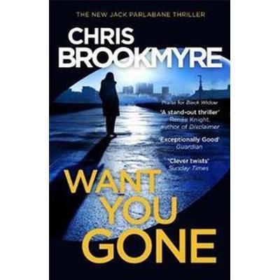 Want You Gone (Häftad, 2017)