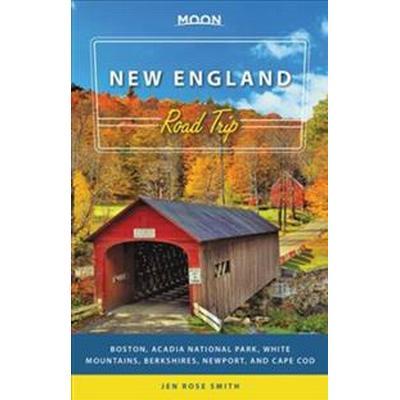 Moon New England Road Trip (Pocket, 2017)