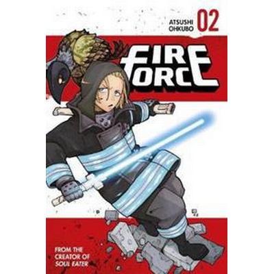 Fire Force 2 (Häftad, 2017)