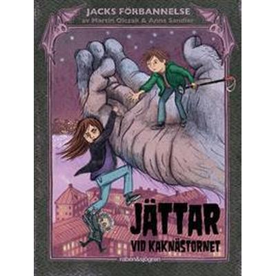 Jättar vid Kaknästornet (E-bok, 2016)