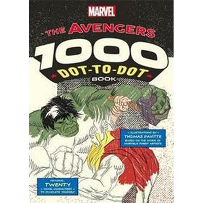 Marvel's Avengers 1000 Dot-to-Dot Book (Häftad, 2017)