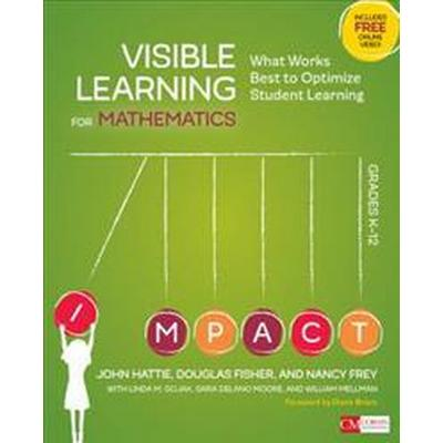 Visible Learning for Mathematics, Grades K-12 (Pocket, 2016)