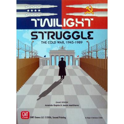 GMT Games Twilight Struggle (Engelska)