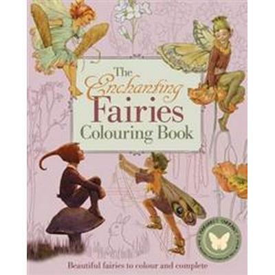The Enchanting Fairies Colouring Book (Häftad, 2016)