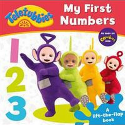 Teletubbies: My First Numbers Lift-the-Flap (Inbunden, 2017)