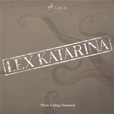 Lex Katarina (Ljudbok nedladdning, 2017)