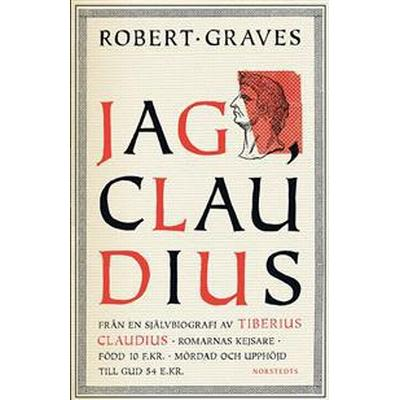 Jag, Claudius (E-bok, 2017)
