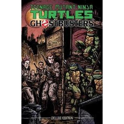 Teenage Mutant Ninja Turtles / Ghostbusters (Inbunden, 2017)