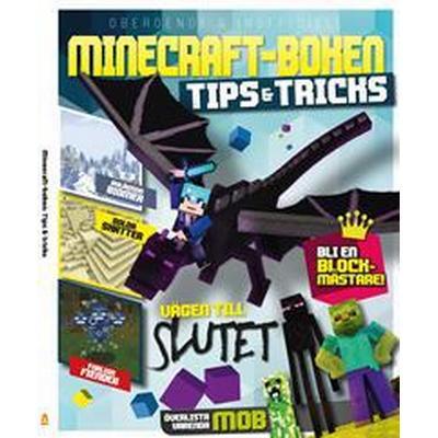 Minecraft boken: tips & tricks 3 (Inbunden, 2017)