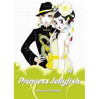 Princess Jellyfish 6 (Häftad, 2017)