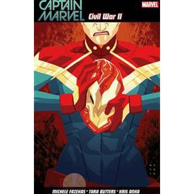 Captain marvel vol. 2: civil war ii (Pocket, 2017)