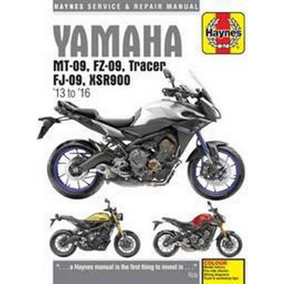 Yamaha MT-09 ('13-'16), Fz-09 ('14-'16), MT-09tr Tracer ('15-'16), FJ-09 ('15-'16) & Xsr900 ('16) (Häftad, 2017)