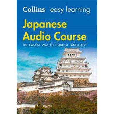 Easy Learning Japanese Audio Course (Ljudbok CD, 2016)