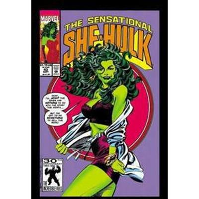 The Sensational She-Hulk by John Byrne (Pocket, 2016)