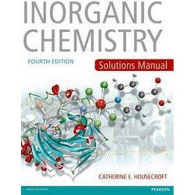Inorganic Chemistry Solutions Manual (Häftad, 2012)