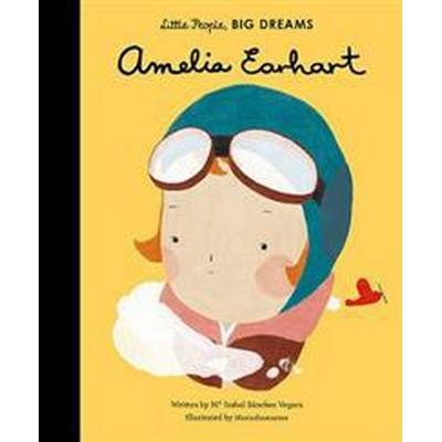 Amelia Earhart (Inbunden, 2016)