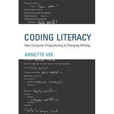 Coding Literacy (Inbunden, 2017)