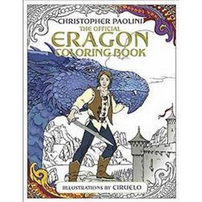 The Official Eragon Coloring Book (Häftad, 2017)