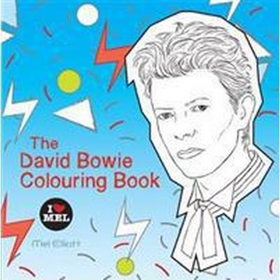 The David Bowie Colouring Book (Häftad, 2016)