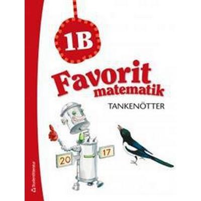 Favorit matematik Tankenötter 1B, 5-pack (Häftad, 2015)
