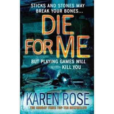Die For Me (The Philadelphia/Atlanta Series Book 1) (Storpocket, 2011)