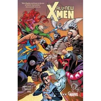 All-New X-Men Inevitable 4 (Pocket, 2017)