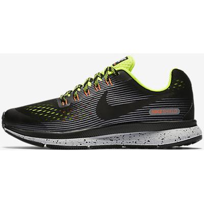 Nike Air Zoom Pegasus 34 Shield Black/Volt/Wolf Grey/Black (922850-001)