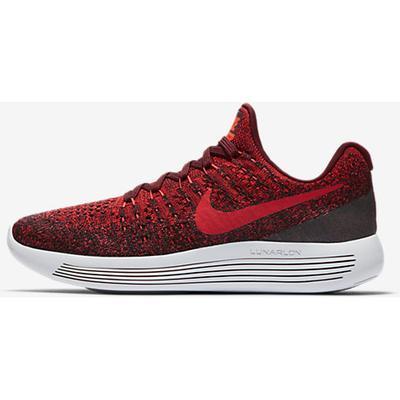 Nike LunarEpic Low Flyknit 2 Dark Team Red/Total Crimson/Black/Chile Red (869990-600)