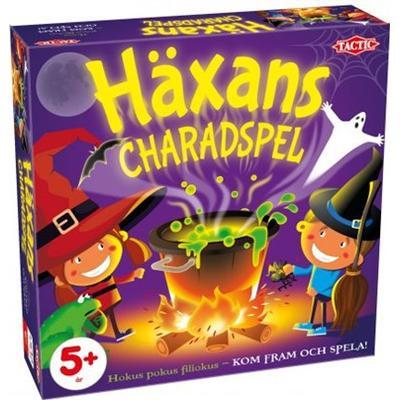 Tactic Häxans Charadspel