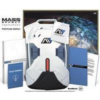 Mass Effect: Andromeda: Pathfinder Edition Guide (Övrigt format, 2017)