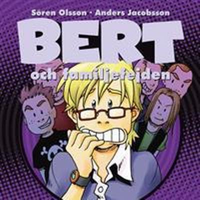 Bert och familjefejden (Ljudbok nedladdning, 2016)