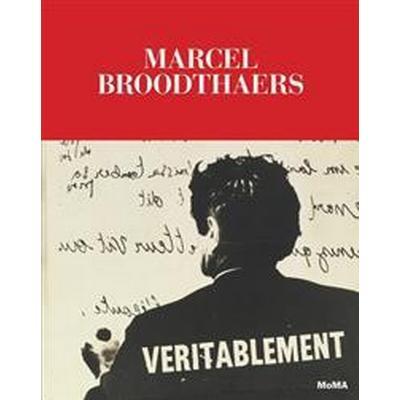 Marcel Broodthaers (Inbunden, 2016)
