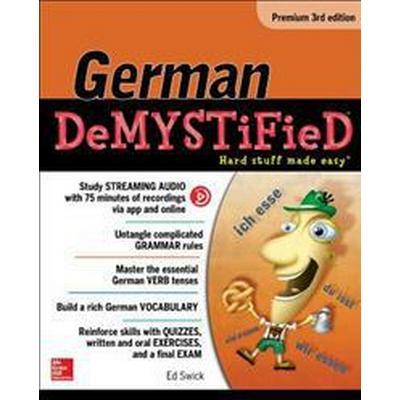 German Demystified, Premium 3rd Edition (Häftad, 2016)