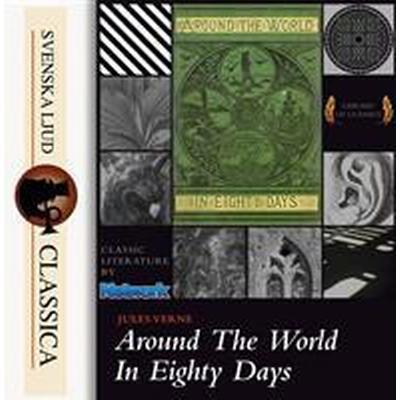 Around the World in 80 Days (Ljudbok nedladdning, 2015)