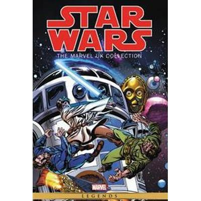 Star Wars: The Marvel UK Collection Omnibus (Inbunden, 2017)