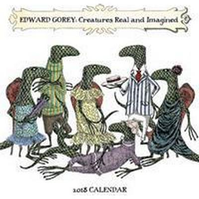 Creatures Real and Imagined 2018 Calendar (Övrigt format, 2017)