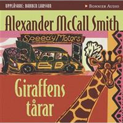 Giraffens tårar (Ljudbok nedladdning, 2014)